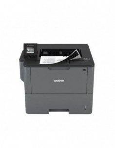 BROTHER iMPRESORA LASER HLL5100DN B-N/42 PPM/USB/DUPLEX/RED