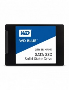 "WD SSD Blue 2tb  2.5"" Int..."