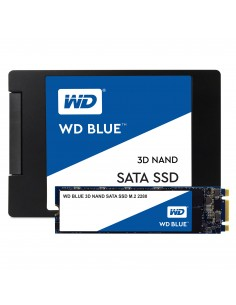 WD SSD Blue 500gb M2 Int...