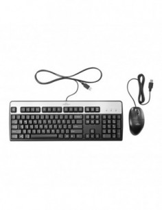 HPE Keyboard/Mouse US Kit...